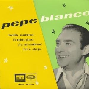 Blanco, Pepe - Odeon (EMI)DSOE 16.259