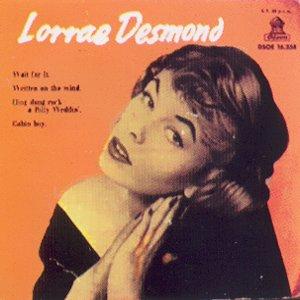 Desmond, Lorrae - Odeon (EMI)DSOE 16.358