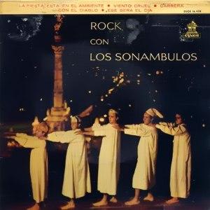 Sonámbulos, Los - Odeon (EMI)DSOE 16.438