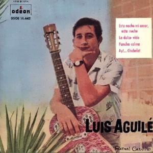 Aguilé, Luis - Odeon (EMI)DSOE 16.442