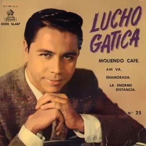 Lucho Gatica - Odeon (EMI)DSOE 16.447