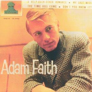 Faith, Adam - Odeon (EMI)DSOE 16.460