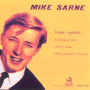 Sarne, Mike - Odeon (EMI)DSOE 16.494