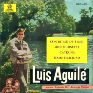 Aguilé, Luis - Odeon (EMI)DSOE 16.529