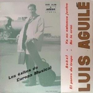 Aguilé, Luis - Odeon (EMI)DSOE 16.546