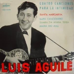 Aguilé, Luis - Odeon (EMI)DSOE 16.558