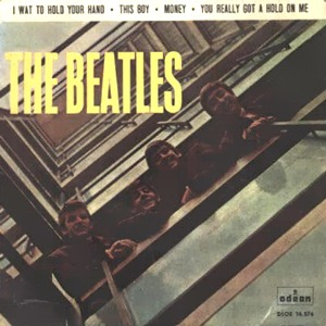 Beatles, The - Odeon (EMI) DSOE 16.576