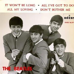 Beatles, The - Odeon (EMI) DSOE 16.577