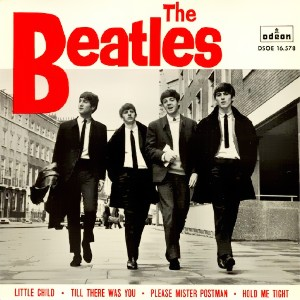 Beatles, The - Odeon (EMI) DSOE 16.578