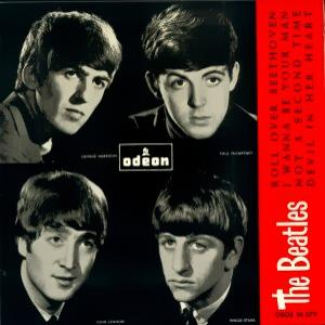 Beatles, The - Odeon (EMI) DSOE 16.579