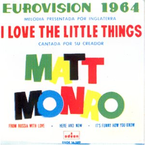 Monro, Matt - Odeon (EMI) DSOE 16.589
