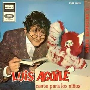 Aguilé, Luis - Odeon (EMI)DSOE 16.628