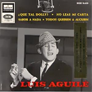 Aguilé, Luis - Odeon (EMI)DSOE 16.633