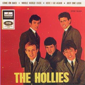 Hollies, The - Odeon (EMI)DSOE 16.635
