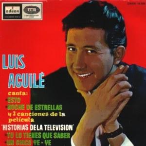 Aguilé, Luis - Odeon (EMI)DSOE 16.650