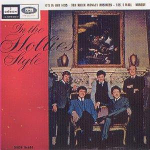 Hollies, The - Odeon (EMI)DSOE 16.655