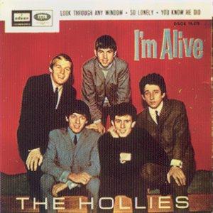 Hollies, The - Odeon (EMI)DSOE 16.679