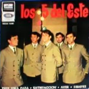 Cinco Del Este, Los - Odeon (EMI)DSOE 16.681
