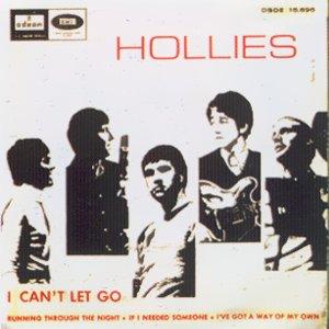 Hollies, The - Odeon (EMI)DSOE 16.696