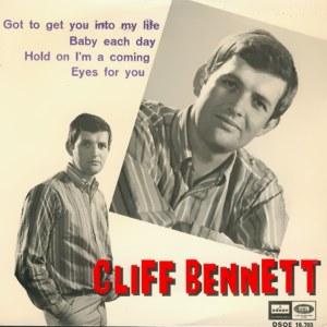Bennett, Clif