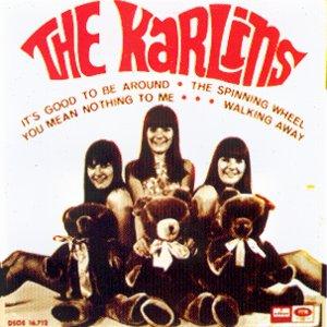 Karlins, The - Odeon (EMI)DSOE 16.712