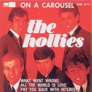 Hollies, The - Odeon (EMI)DSOE 16.713