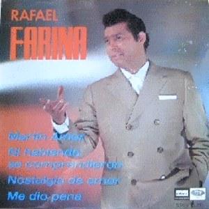 Farina, Rafael - Odeon (EMI)DSOE 16.717