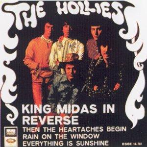 Hollies, The - Odeon (EMI)DSOE 16.731