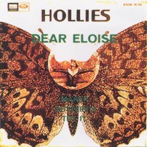 Hollies, The - Odeon (EMI)DSOE 16.733
