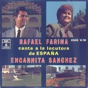 Farina, Rafael - Odeon (EMI)DSOE 16.736