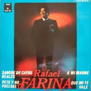 Farina, Rafael - Odeon (EMI)J 016-20.079