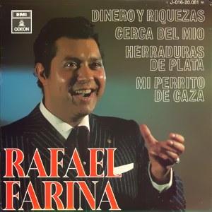 Farina, Rafael - Odeon (EMI)J 016-20.081