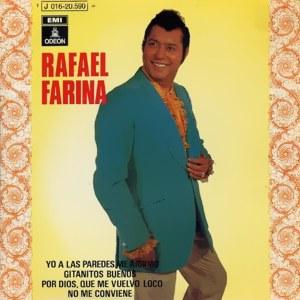 Farina, Rafael - Odeon (EMI)J 016-20.590