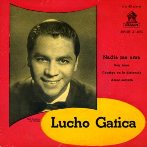 Gatica, Lucho - Odeon (EMI)MSOE 31.023