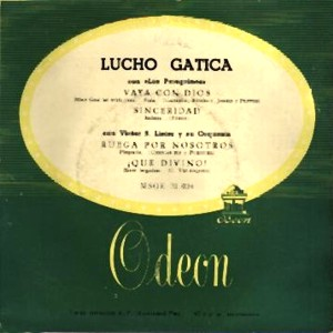 Gatica, Lucho - Odeon (EMI)MSOE 31.024
