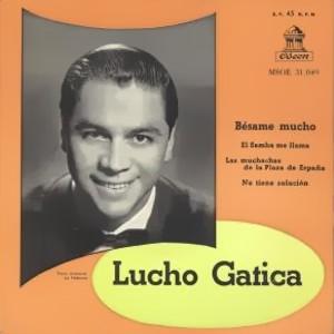 Gatica, Lucho - Odeon (EMI)MSOE 31.049