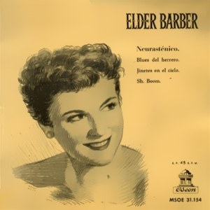 Barber, Elder - Odeon (EMI) MSOE 31.154