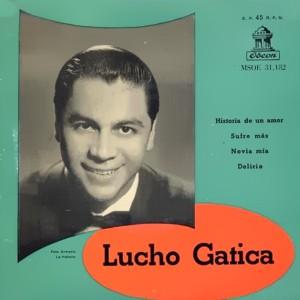 Gatica, Lucho - Odeon (EMI)MSOE 31.182