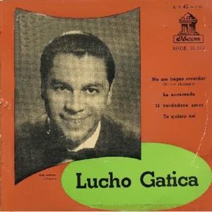 Gatica, Lucho - Odeon (EMI)MSOE 31.183
