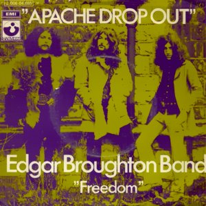 Edgar Broughton Band - EMI J 006-04.685