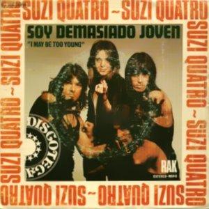 Suzi Quatro - Odeon (EMI)J 006-96.894