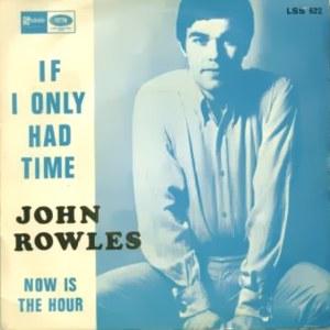 Rowles, John