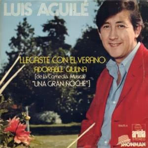 Aguilé, Luis - Ariola10.675-A