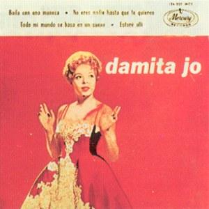 Jo, Damita - Mercury126 021 MCE