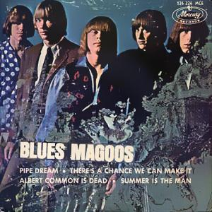 Blues Magoos, The - Mercury 126 226 MCE