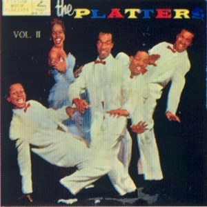 Platters, The - Mercury MG 10004