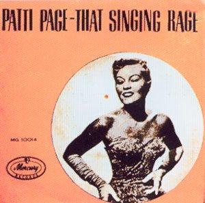 Page, Patti - MercuryMG 10014