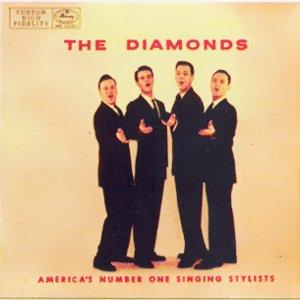 Diamonds, The - MercuryMG 10051