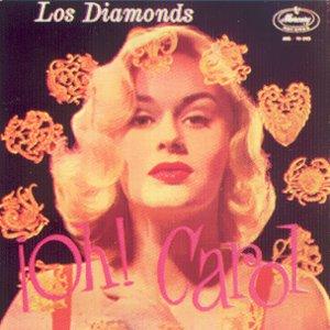 Diamonds, The - MercuryMG 10093