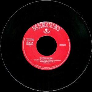Platters, The - MercuryMG 10119
